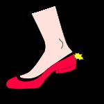 フットカバーが脱げる! 靴の中で丸まらないようにする6つの方法