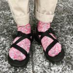 サンダル×靴下でおすすめのソックスは? rasox厳選コーデ20選