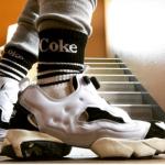 ポンプフューリーの靴下コーデ25選。NIKEのソックスはNG?