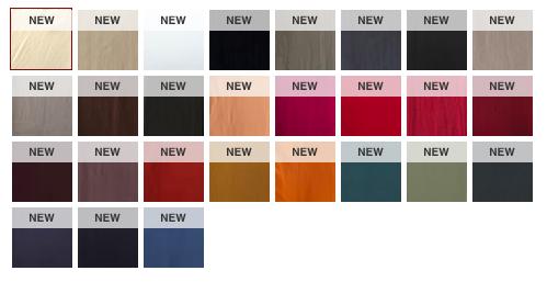 カラータイツ色の種類