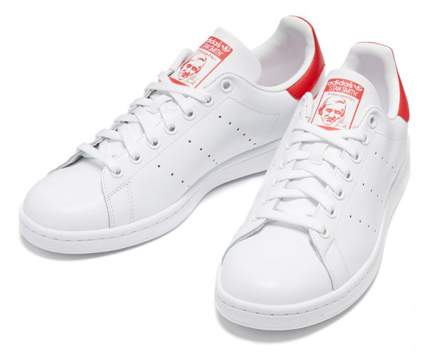 STAN SMITH ABC-MART限定 レッド