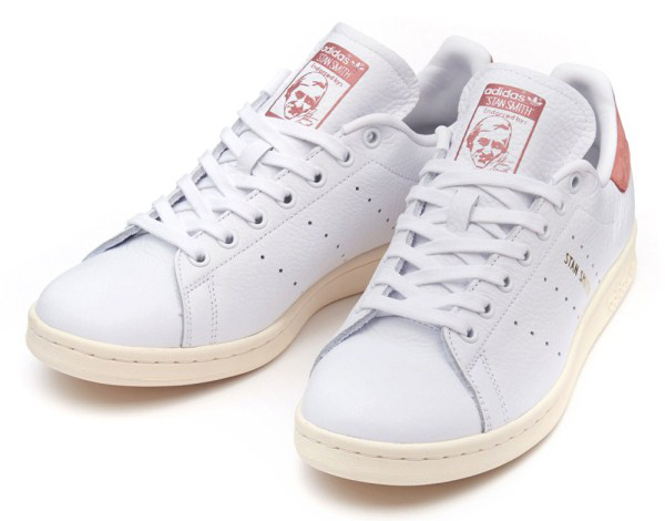 STAN SMITH ピンク