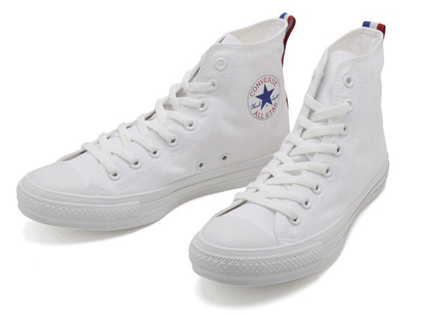 CONVERSE ALL STAR TR HI WHITE