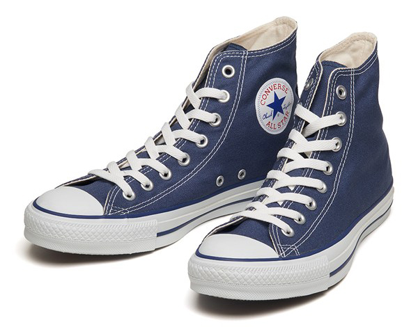CONVERSE ALL STAR HI NAVY
