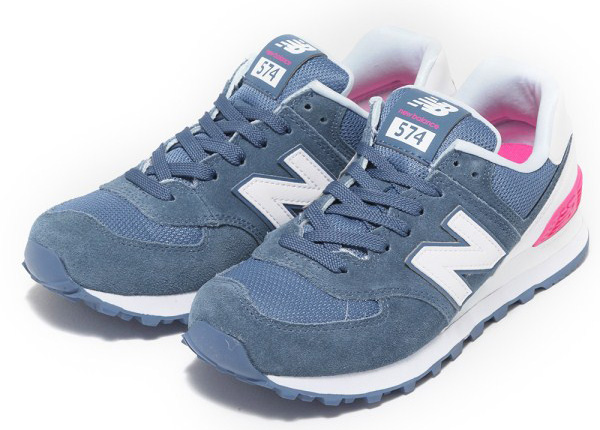 new balance WL574CNB 17SS LIGHT BLUE(CNB)