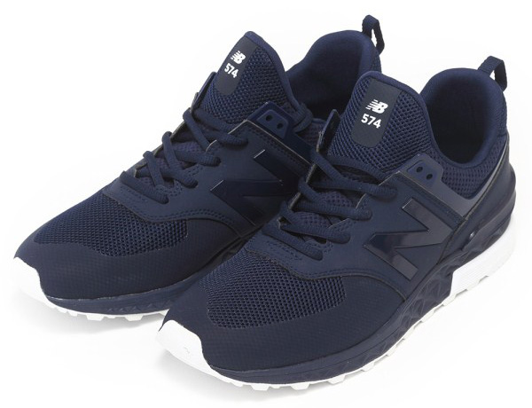 new balance MS574SNV(D) 17FW NAVY(SNV)