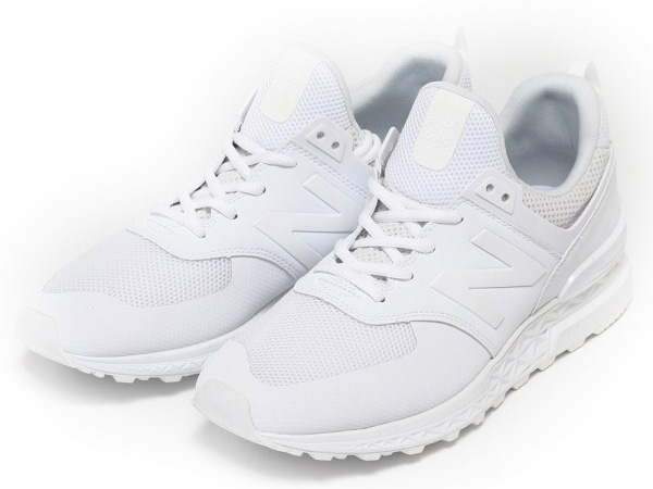 new balance MS574SWT(D) 17FW WHITE(SWT)