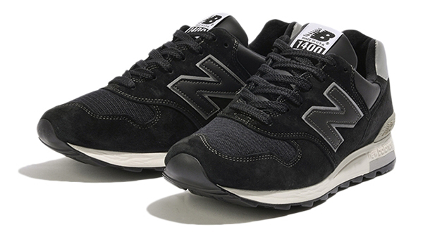 new balance M1400 STEEL BLACK(BKS)