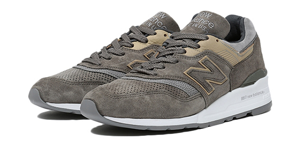 New Balance M997FGG GREEN(FGG)