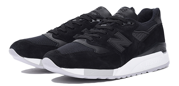 New Balance M998NJ BLACK(NJ)