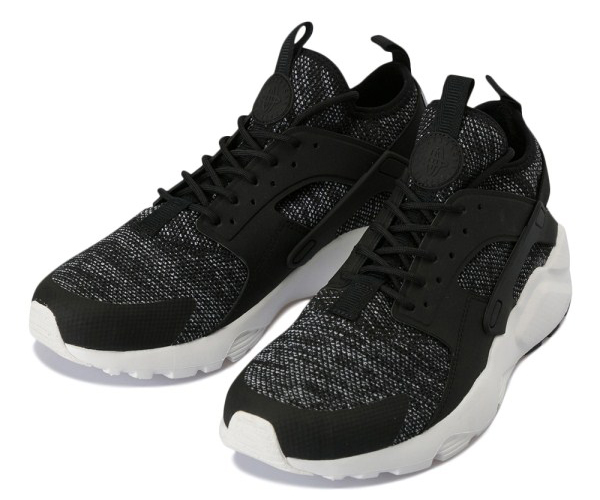NIKE AIR HUARACHE RUN ULTRA BR 008BLK/BLK