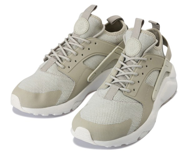NIKE AIR HUARACHE RUN ULTRA BR 002PGRY/PGRY