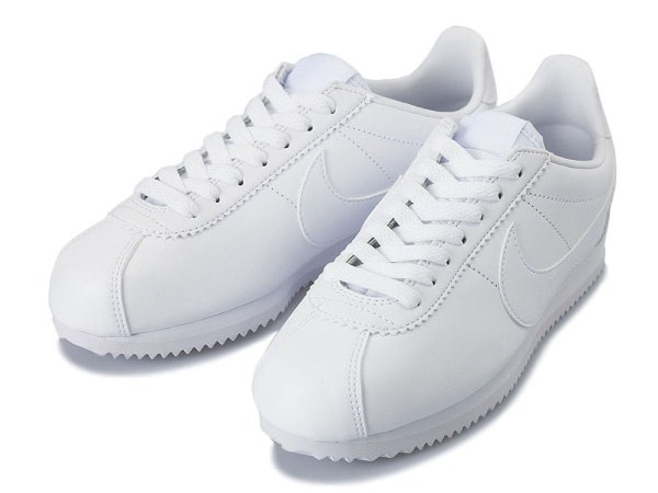 NIKE CLASSIC CORTEZ LEATHER 102WT/WT