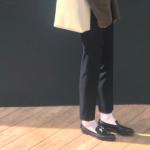 大人女子はローファーをどう履く? かわいくなり過ぎないコーデ術が知りたい!
