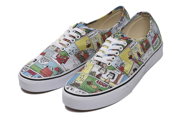 VANS AUTHENTIC(PEANUTS)COMICS
