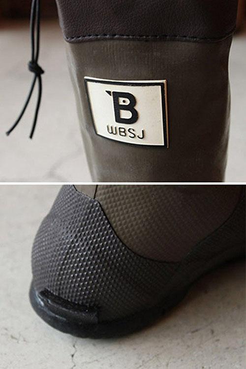 日本野鳥の会 バードウォッチング長靴