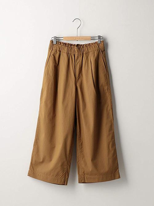 COEN パンツ ズボン イージーチノワイドパンツ