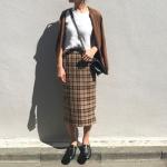 タイトスカートどう履くのが正解? お手本コーデ&おすすめ人気ブランド解説!