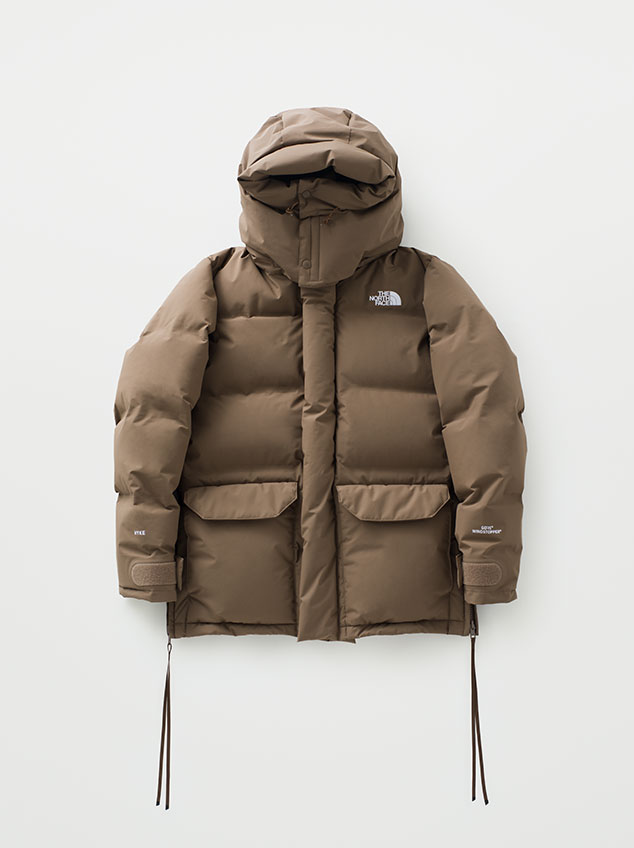 THE NORTH FACE × HYKE WS Down Jacket