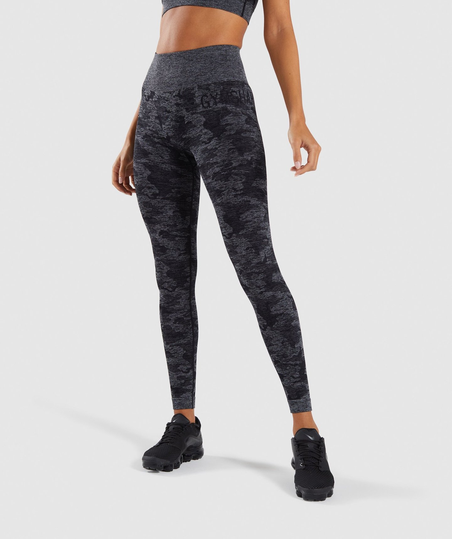 Gymshark CAMO SEAMLESS LEGGINGS
