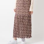 スカートの種類まとめ。オシャレ女子が押さえておきたいスカート完全解説!
