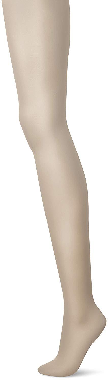 セシール つま先メッシュ補強 ストッキング 素肌のような透明感が魅力の同色10足組