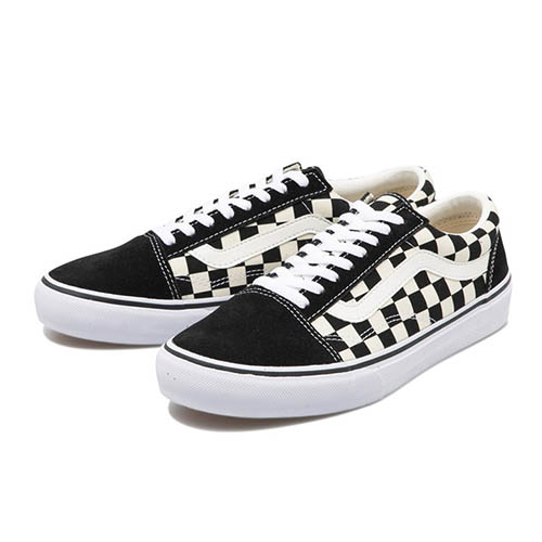 VANS OLD SKOOL DX オールドスクール DX V36CL+ BLK/WHT CHECK