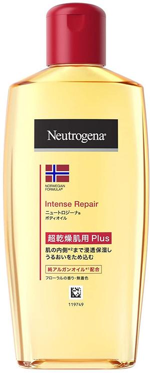 Neutrogena インテンスリペアオイル