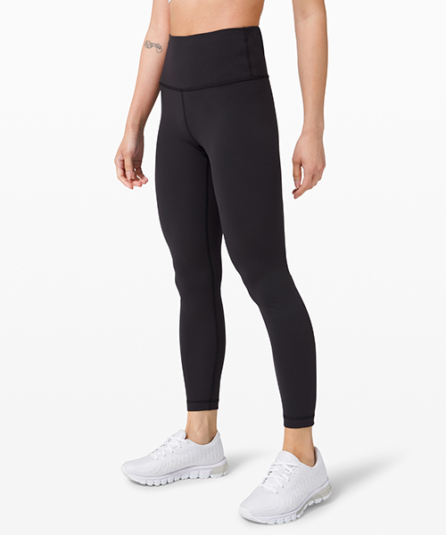 lululemon Wunder Train High-Rise Tight 24 Asia Fit