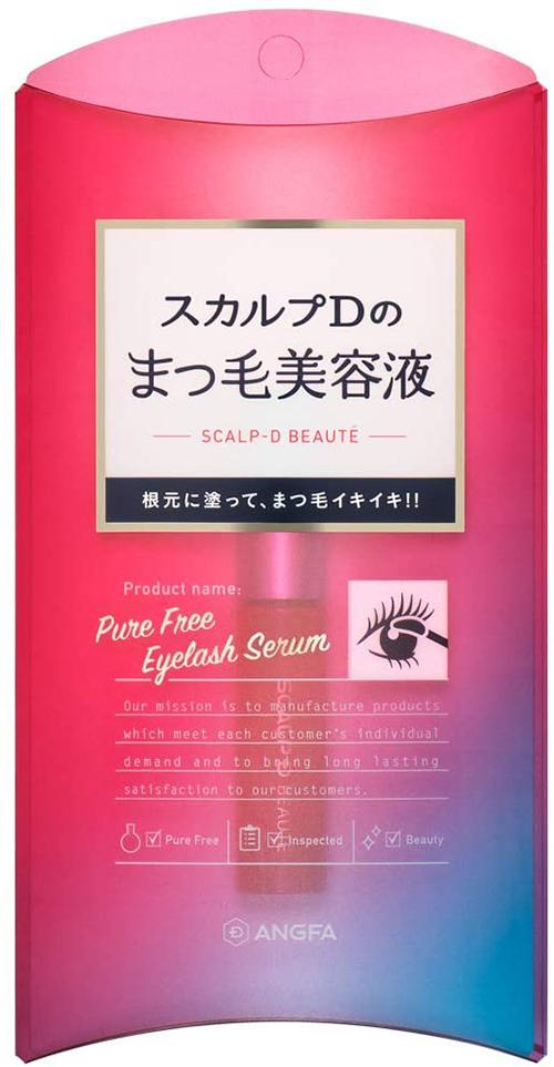 スカルプD まつ毛美容液