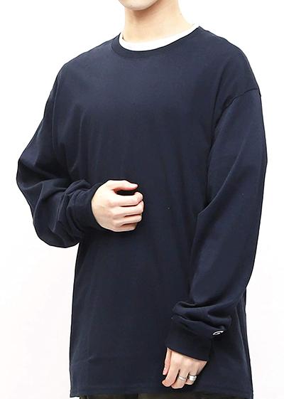 Champion ロングスリーブTシャツ