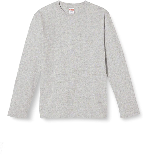UnitedAthle 5.6オンス ロングスリーブ Tシャツ