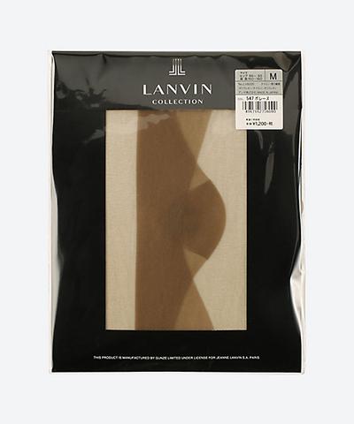 LANVIN COLLECTION コンジュゲート ボレーヌ