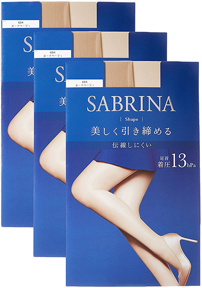 SABRINA Shape 美しく引き締める