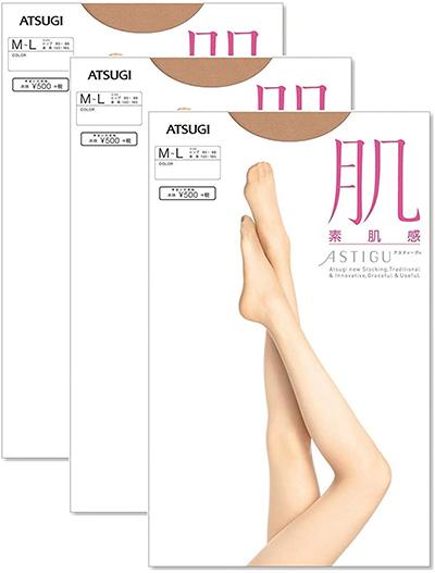 ASTIGU ストッキング【肌】素肌感