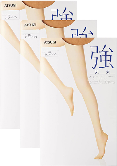 ASTIGU ストッキング【強】丈夫