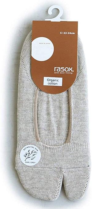 rasox 足袋フットカバー