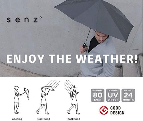 senz° センズ 折りたたみ傘