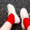 スニーカー×靴下、オシャレ女子はどう組み合わせてる? コーデのポイントを教えて!